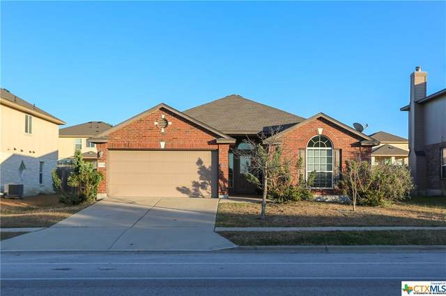 5004 Bridgewood Drive, Killeen, TX 76549 (MLS #427675) :: The Barrientos Group
