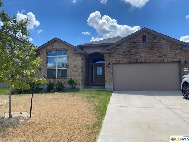 1123 Juneberry Park Drive, Temple, TX 76502 (MLS #427682) :: The Barrientos Group