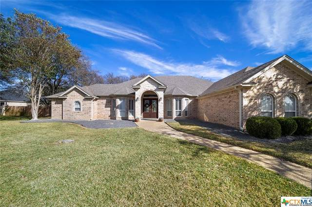 1902 Canyon Springs Drive, Belton, TX 76513 (MLS #427693) :: The Barrientos Group