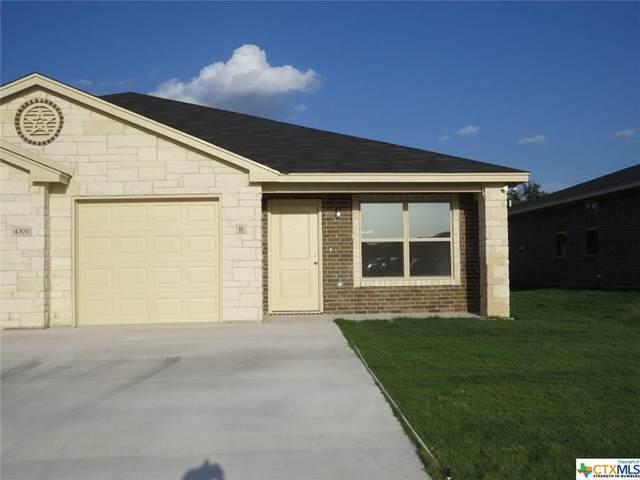 4300 Ivory Lane B, Killeen, TX 76549 (MLS #427701) :: RE/MAX Family