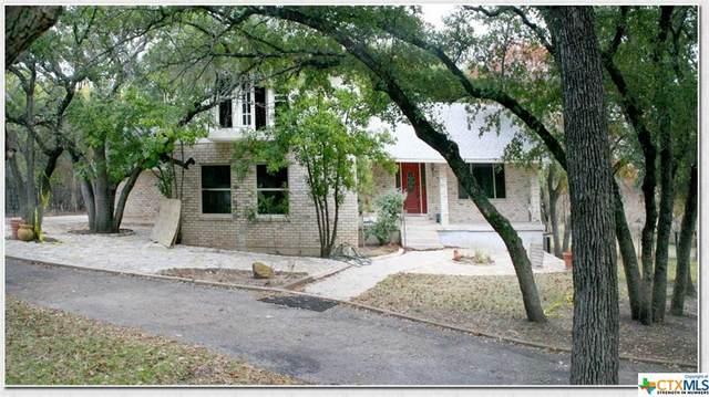1403 S Willis Street, Lampasas, TX 76550 (MLS #427719) :: The Barrientos Group