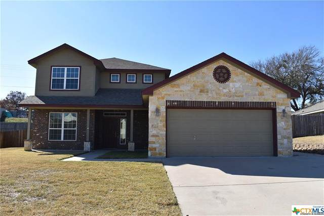 1609 Indian Camp Trail, Copperas Cove, TX 76522 (MLS #427733) :: The Barrientos Group