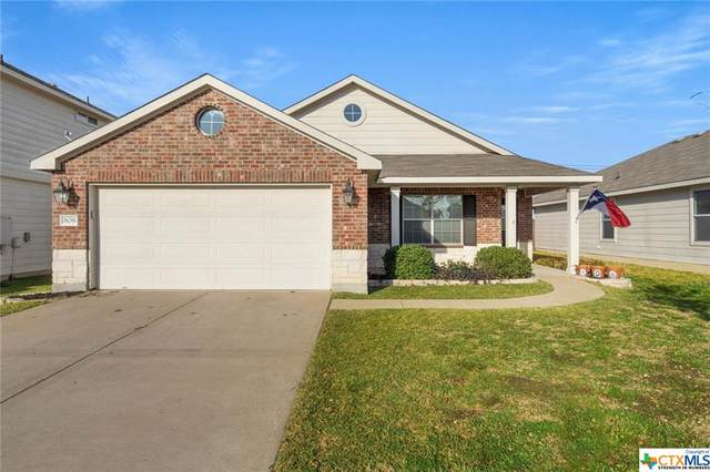 808 Sugar Brook Drive, Temple, TX 76502 (MLS #427748) :: The Zaplac Group