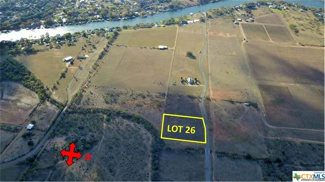 Lot 26 Lone Oak Drive, Kingsland, TX 78611 (#427839) :: First Texas Brokerage Company