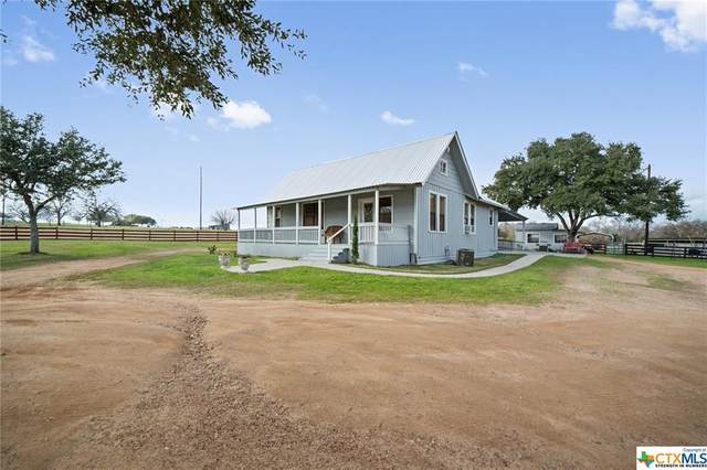 1839 Oakland Road, Schulenburg, TX 78956 (MLS #427855) :: The Barrientos Group