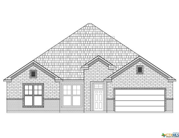 7902 Marsala Drive, Temple, TX 76502 (MLS #427939) :: The Real Estate Home Team