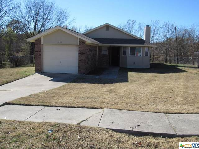 2401 Hidden Valley Drive, Killeen, TX 76543 (MLS #428037) :: Kopecky Group at RE/MAX Land & Homes