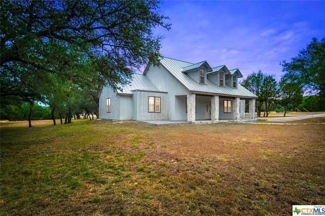 1068 Cielo Springs Drive, Blanco, TX 78606 (MLS #428039) :: RE/MAX Family