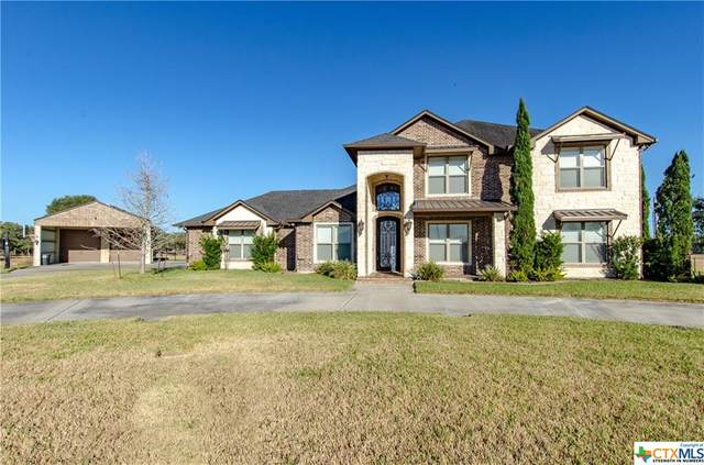 80 Post Oak Way, Inez, TX 77968 (MLS #428113) :: The Real Estate Home Team