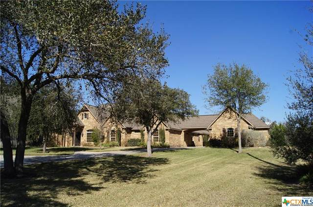 178 Juniper Trail, Yoakum, TX 77995 (MLS #428128) :: The Zaplac Group