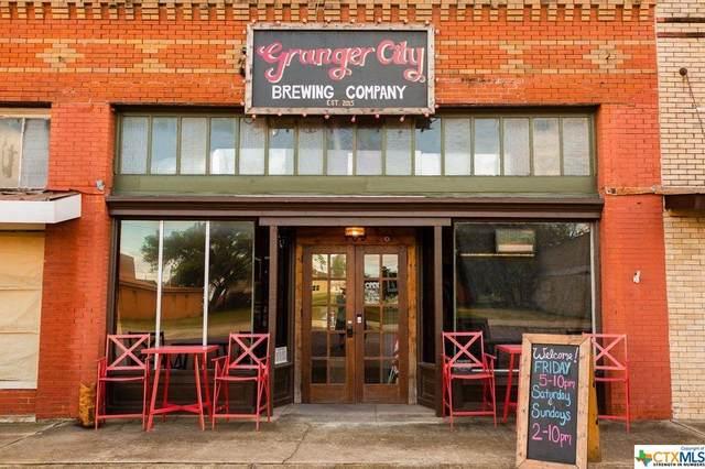 109 W Davilla Street, Granger, TX 76530 (MLS #428214) :: The Zaplac Group