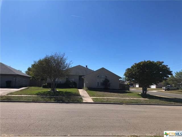 2410 Lava Lane, Killeen, TX 76549 (MLS #428303) :: The Zaplac Group
