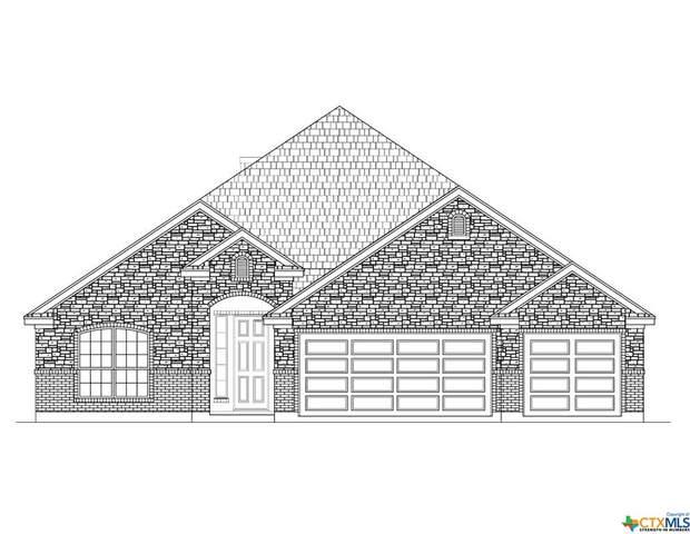 10409 Bell Mountain Drive, Temple, TX 76502 (MLS #428345) :: Berkshire Hathaway HomeServices Don Johnson, REALTORS®
