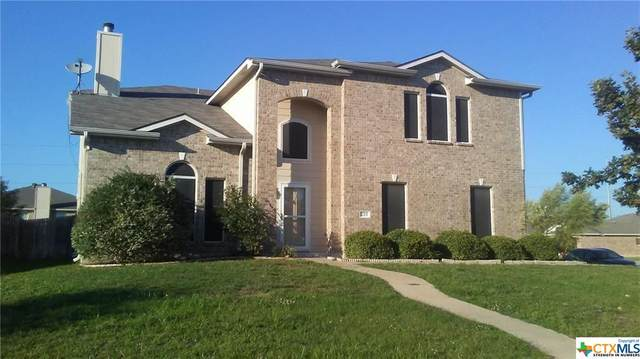 713 White Hawk Trail, Harker Heights, TX 76548 (#428373) :: Realty Executives - Town & Country