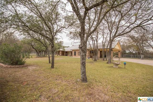 2010 K Starr Drive, Copperas Cove, TX 76522 (MLS #428383) :: The Zaplac Group