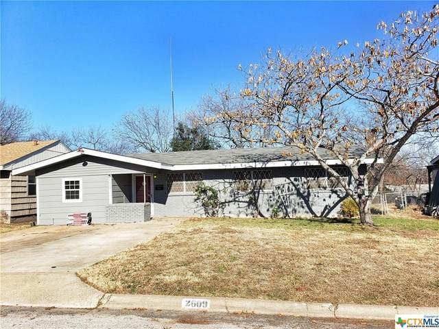2609 Powell Drive, Gatesville, TX 76528 (MLS #428544) :: The Real Estate Home Team