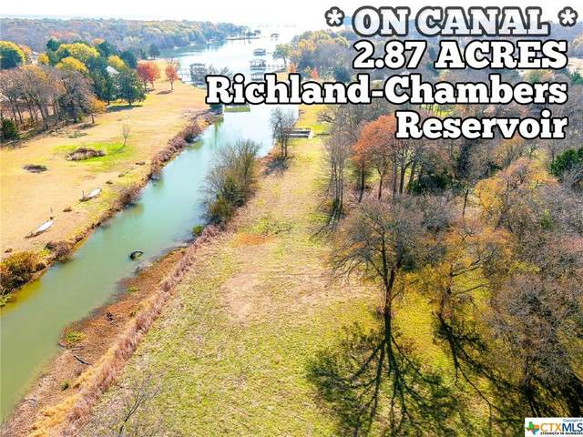 Lot 128 County Rd 2230, Corsicana, TX 75109 (MLS #428551) :: The Zaplac Group