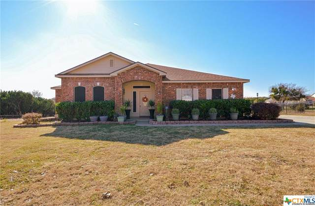 3203 Cayuga Drive, Harker Heights, TX 76548 (MLS #428567) :: The Real Estate Home Team