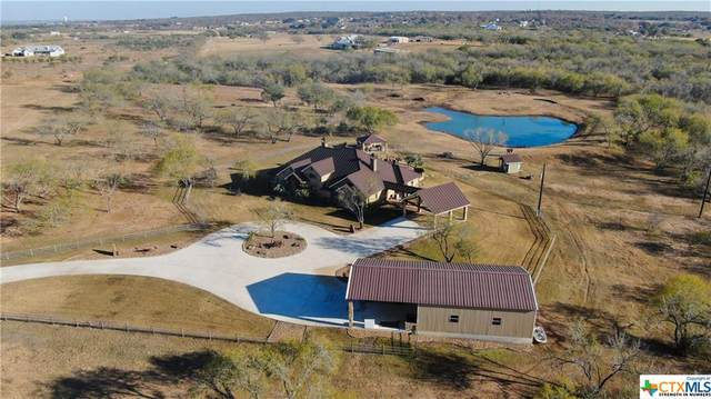 819 County Road 356, La Vernia, TX 78121 (MLS #428666) :: The Real Estate Home Team