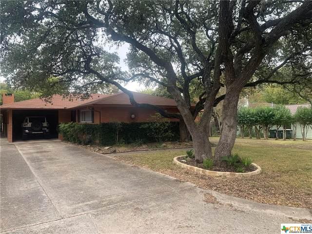 1604 Stokes Street, San Marcos, TX 78666 (MLS #428672) :: The Zaplac Group