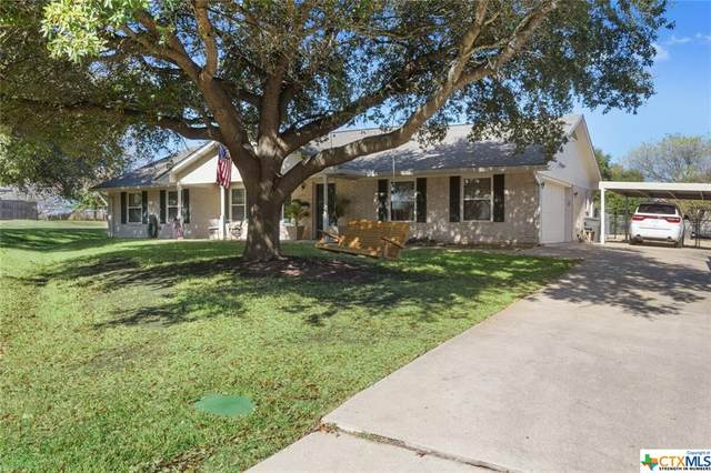 1610 Chimney Hill Drive, Temple, TX 76502 (MLS #428730) :: The Myles Group
