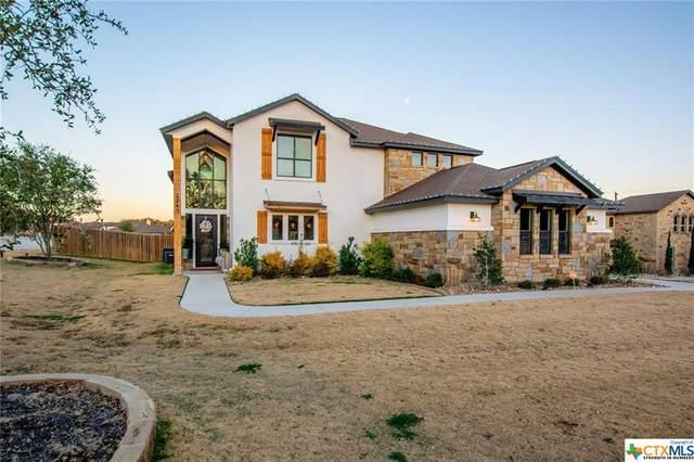 2267 Woodland Bend Circle, Salado, TX 76571 (MLS #428755) :: Brautigan Realty