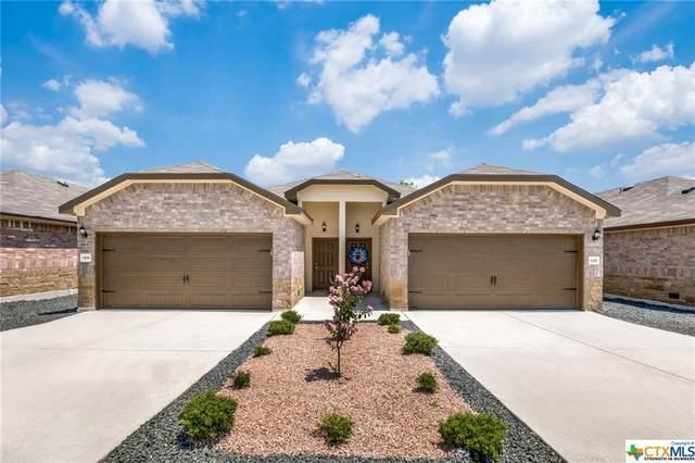 1140/1142 Burek Cross, Seguin, TX 78155 (MLS #428771) :: Berkshire Hathaway HomeServices Don Johnson, REALTORS®