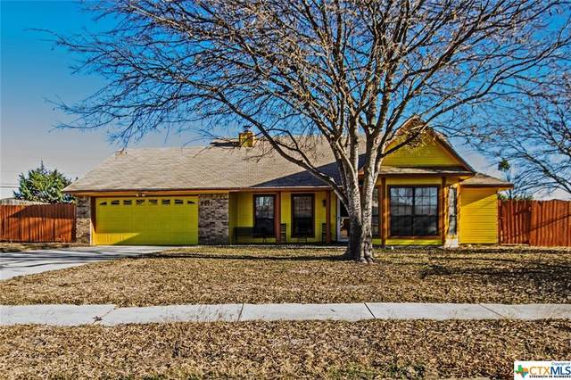 2611 Brook Hollow Circle, Killeen, TX 76542 (MLS #428788) :: The Real Estate Home Team