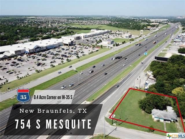 754 S Mesquite Avenue, New Braunfels, TX 78130 (MLS #428917) :: RE/MAX Family