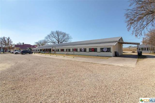 702 N Main Street, Salado, TX 76571 (MLS #428948) :: Berkshire Hathaway HomeServices Don Johnson, REALTORS®