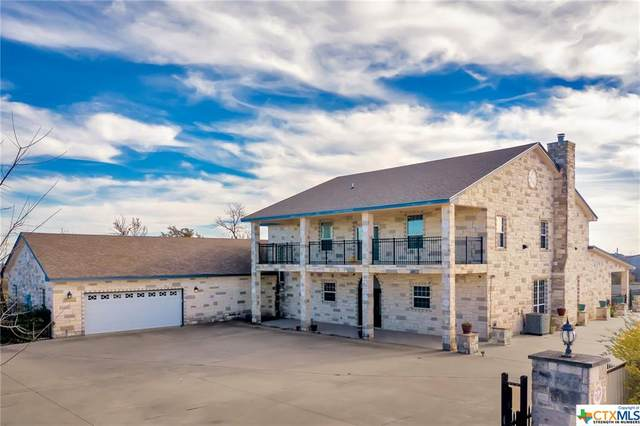 5102 Cinch Drive, Killeen, TX 76549 (MLS #428958) :: The Zaplac Group