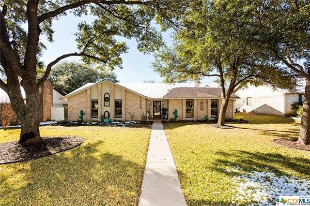 1817 Canyon Creek Drive, Temple, TX 76502 (MLS #428990) :: RE/MAX Family