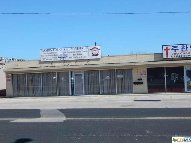 804 N Gray Street, Killeen, TX 76541 (MLS #429034) :: Texas Real Estate Advisors