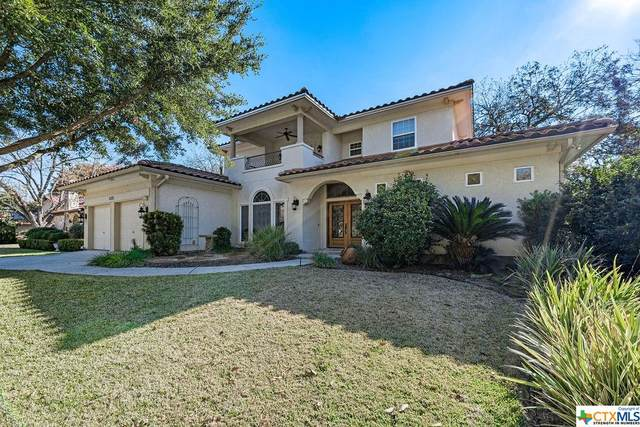 325 W Edgewater Terrace, New Braunfels, TX 78130 (MLS #429100) :: The Real Estate Home Team
