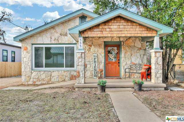 535 E Mather Street, New Braunfels, TX 78130 (MLS #429121) :: The Barrientos Group