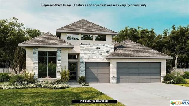 2107 Thayer Cove, San Antonio, TX 78253 (#429165) :: First Texas Brokerage Company