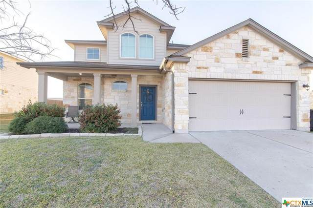 2707 Black Orchid Drive, Killeen, TX 76549 (MLS #429291) :: The Zaplac Group