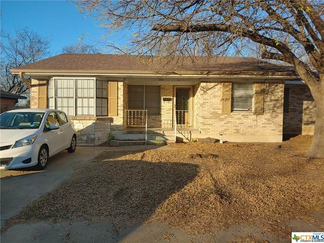 1201 Duval Drive, Killeen, TX 76541 (MLS #429325) :: The Real Estate Home Team