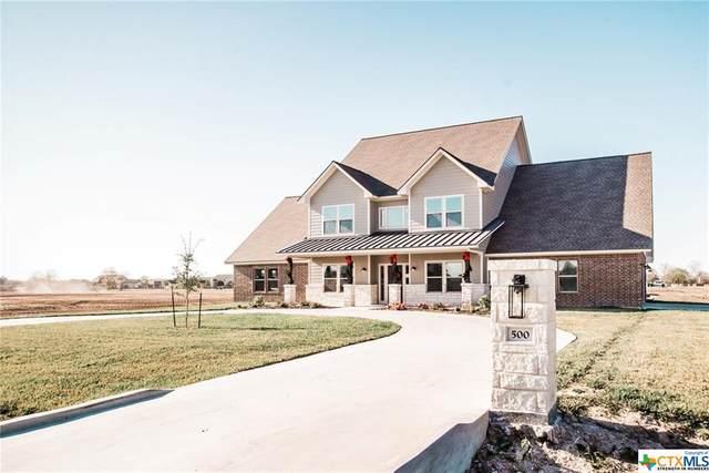 500 Dayspring Drive, Victoria, TX 77904 (MLS #429349) :: Texas Real Estate Advisors