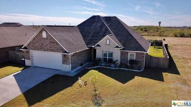 105 Agate Way, Port Lavaca, TX 77979 (MLS #429368) :: Vista Real Estate