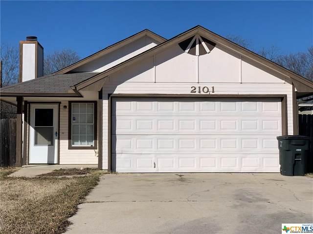 2101 Dickens Drive, Killeen, TX 76543 (MLS #429375) :: Kopecky Group at RE/MAX Land & Homes