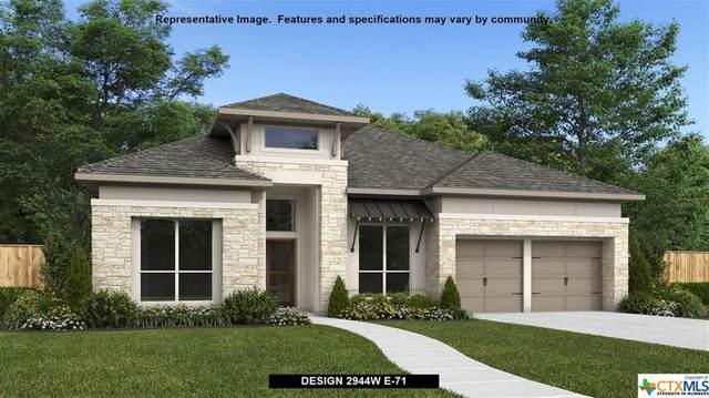 2989 Grove Way, Seguin, TX 78155 (MLS #429397) :: Kopecky Group at RE/MAX Land & Homes