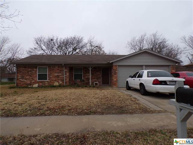 1906 Phyllis Drive, Copperas Cove, TX 76522 (MLS #429406) :: The Real Estate Home Team