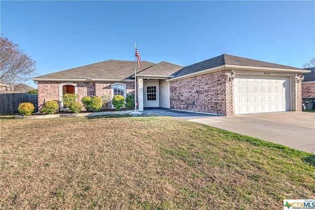 2416 Jake Drive, Copperas Cove, TX 76522 (MLS #429425) :: RE/MAX Family
