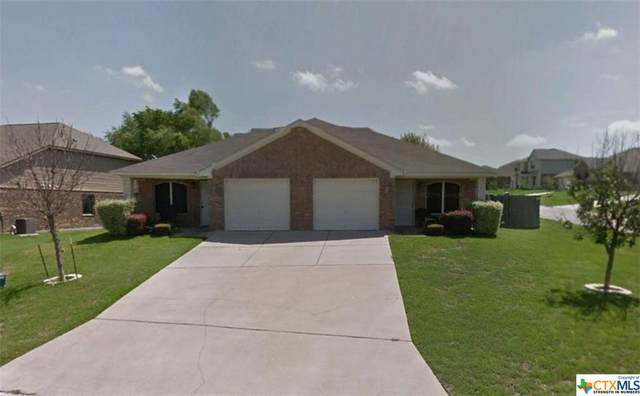 721 Olaf Drive, Temple, TX 76504 (MLS #429427) :: The Real Estate Home Team