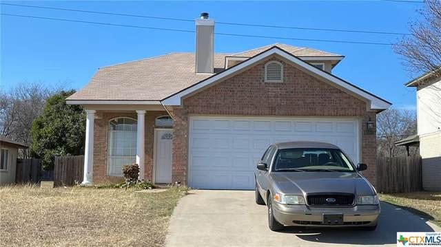 1505 Quarry Drive, Killeen, TX 76543 (MLS #429542) :: Kopecky Group at RE/MAX Land & Homes