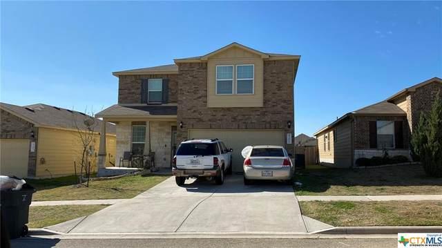 9201 Sandyford Court, Killeen, TX 76542 (MLS #429544) :: Brautigan Realty