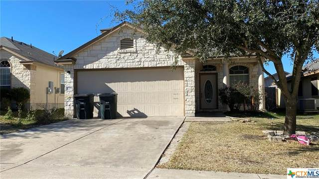 5203 Lions Gate Lane, Killeen, TX 76549 (MLS #429552) :: The Myles Group