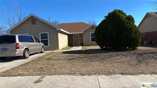 2606 Savage Drive, Killeen, TX 76543 (MLS #429555) :: Kopecky Group at RE/MAX Land & Homes
