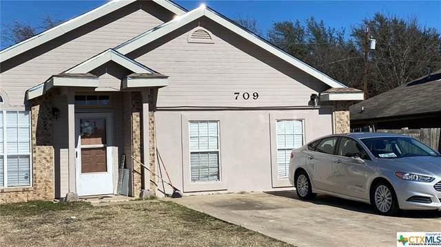 709 Lisa Lane, Killeen, TX 76543 (MLS #429556) :: The Real Estate Home Team